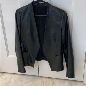 Black Theory Leather Jacket
